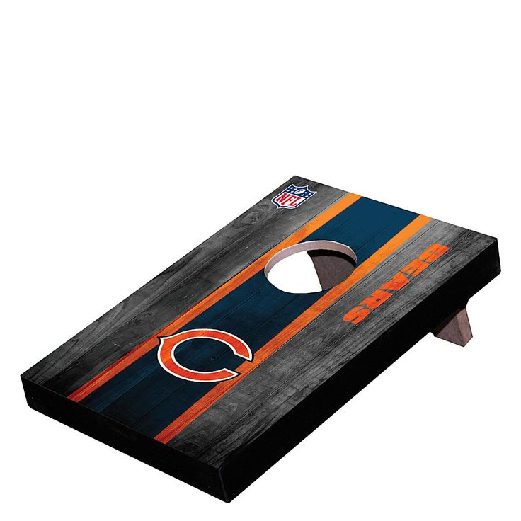 Officially Licensed NFL Table Top Stackers - Cowboys - Bears
