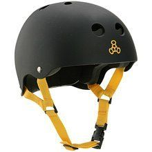 Triple Eight Brainsaver Skateboard Helmet Black Rubber [Large] by Triple 8. $44.95. Our best selling helmet, Triple Eight fits well, is very durable and comes in a wide range of attractive colors to please the skateboarding fashion plate.Multi-Impact DesignSignature Logo Designed RivetsSWEATSAVER LinerSized: SMALL, MEDIUM, LARGE,XLSIZE CHART XS 20.10 in – 20.50 in S 20.60 in – 21.30 in M 21.40 in – 22.00 in L 22.10 in – 22.90 in XL 23...