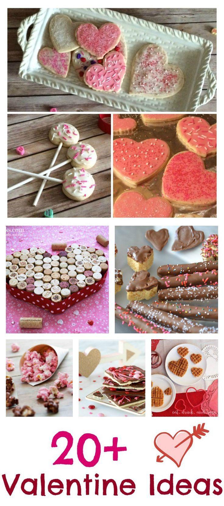332 best Valentine's Day Recipes, Crafts, Activities & Decor ...