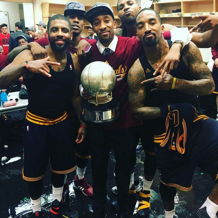 Cleveland Cavs moving on to 2016 NBA Finals #wedemboyz