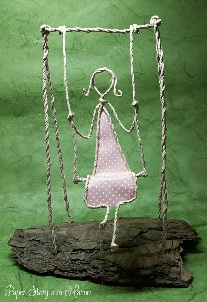 Swinging Girl..