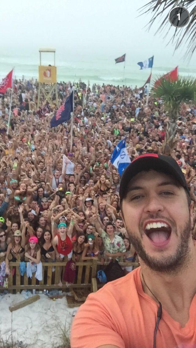 LB 2015 Spring Break Tour