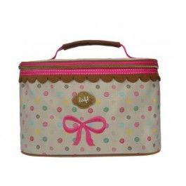 Beauty case lief! homemade. Past alles in wat je nodig hebt.