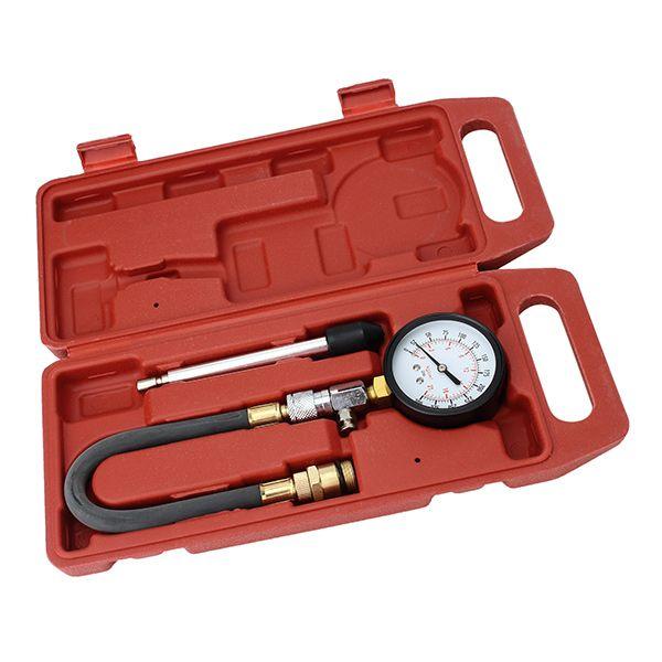 Detector de instrumentación medidor de presión del cilindro de gas G324 coche herramienta de diagnóstico