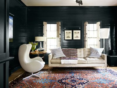 A Historic Small Home Makeover in Austin  Austinites Marco Rini and Tim Cuppett moved from a sleek loft to a historic 1,200-square-foot fixer-upper. Then, the reformed minimalists adopted a radical approach to storage—putting everything on view.