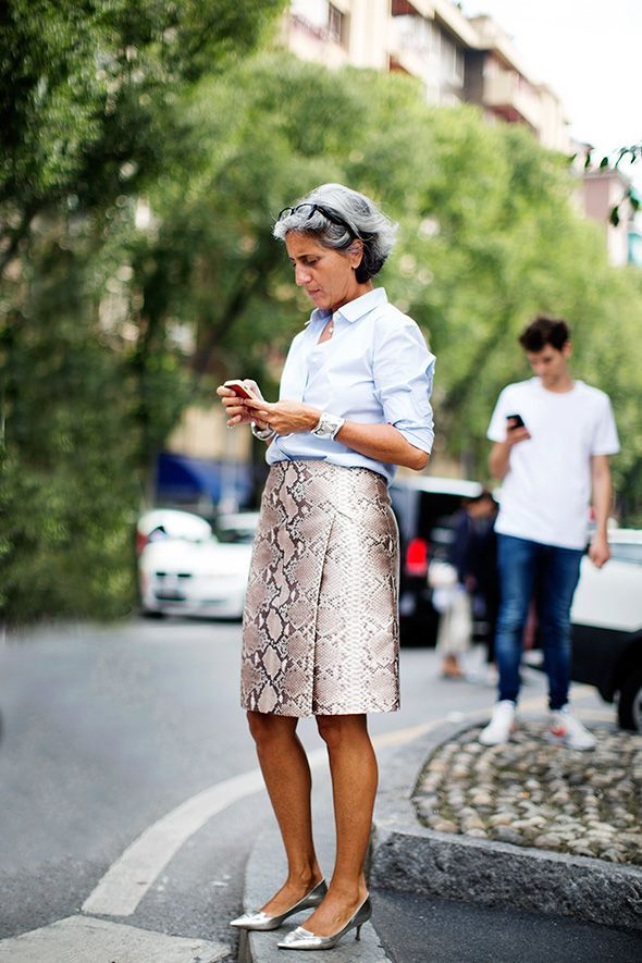 On the Street…Via Savona, Milan | The Sartorialist | Bloglovin'
