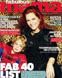12 nummers fabulous mama magazine voor €49,50 + Biodermal gezichtsverzorgingsset t.w.v. €72,-