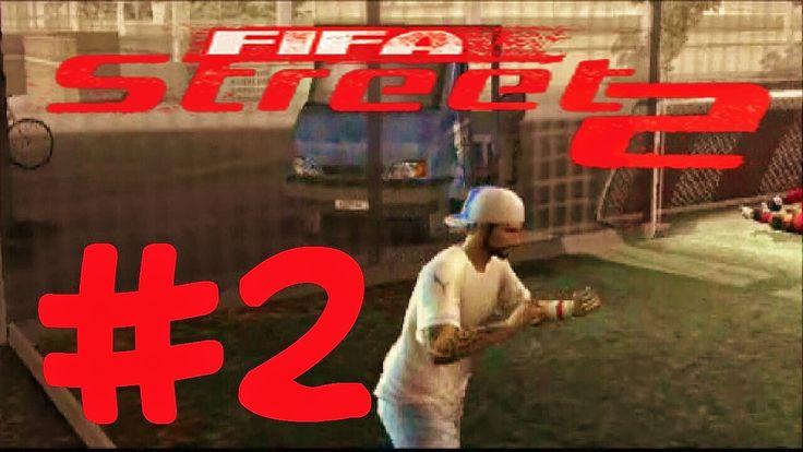 FIFA Street 2 / Gameplay #2