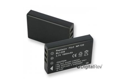 Image of AFT NP-120 Battery for Fuji FinePix 603, M603, BP-N120