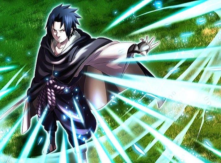 Sasuke Uchiha Hebi 4 Arte Naruto Desenho De Anime Anime