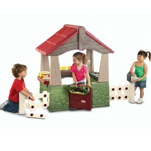 Home & Garden Playhouse from #littletikes - $194.99