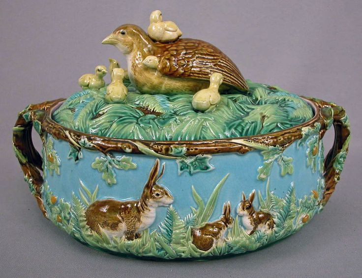 Glazed and Confused: Easter Majolica