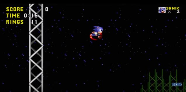 Now you can play Sonic the Hedgehog on your TV again