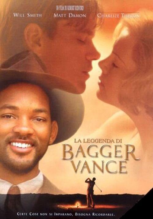 #LaleggendadiBaggerVance (2000, di #RobertRedford) - Ognuno ha il proprio posto, nella vita come sul campo (green). Lo (ri)scoprirà anche Rannulph Junuh ( #MattDamon) dando ascolto a un misterioso straniero ( #WillSmith).
