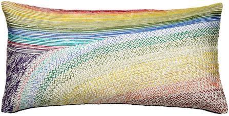 bo concept rainbow cushion