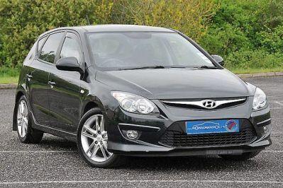2010 Hyundai i30 1.6CRDi Premium