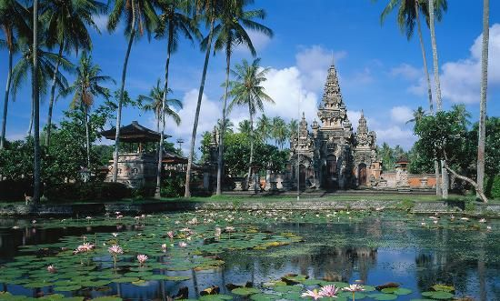 Bali. On my to do list for April 2014. Booked!
