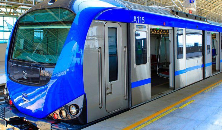 Chennai Metro Rail receives final approval for first underground stretch #RailAanlysis #News #Metro #Rails