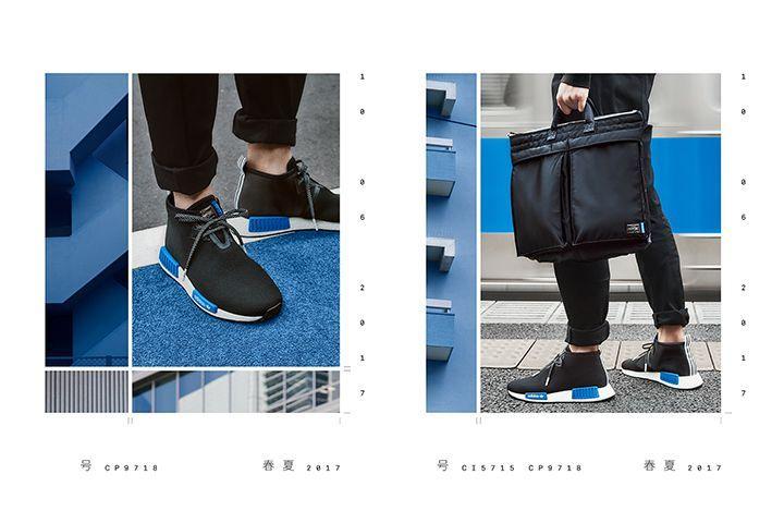 人気モデルに両ブランド独自のカラーをオン!「ポーター×アディダス オリジナルス」カプセルコレクション登場。   〈アディダス オリジナルス(adidas Originals)〉から、「吉田カバン」とのコラボレーションによるカプセルコレクション「adidas Originals by PORTER」が登場。6月10日(土)より発売開始する。    今作は、職人の創業者を持つ両者が共同で手掛けた上質なフットウェアとバッグが登場。フットウェアでは、〈アディダス オリジナルス〉から登場した「NMD_C...