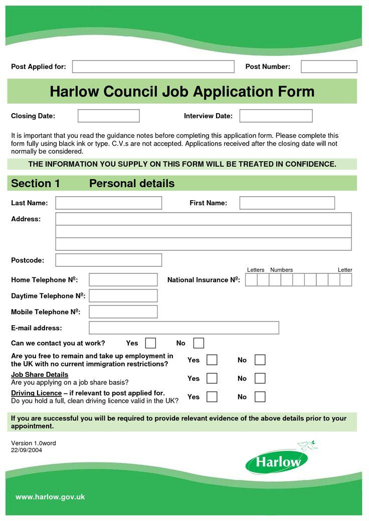 Doc585600 Format of Admission Form Application Form Template – School Admission Form Sample