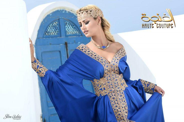 robe de mariage en tunisie - Elghanja