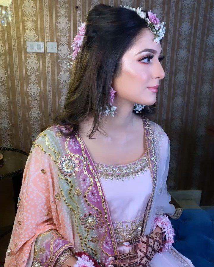 "Allure Salon & Spa su Instagram: ""Nikkah Bride @alluresalonspaofficial @mahaspho…"