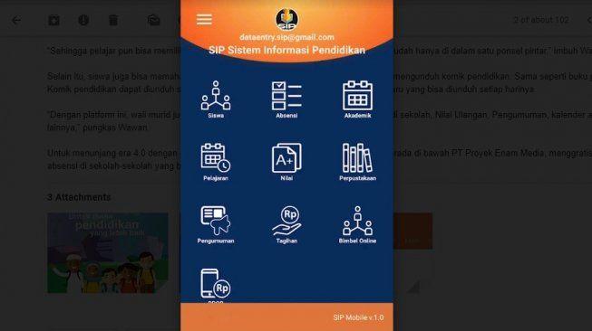 Aplikasi Yang Menyediakan Proses Belajar Mengajar Secara Online Buku Online Belajar Buku