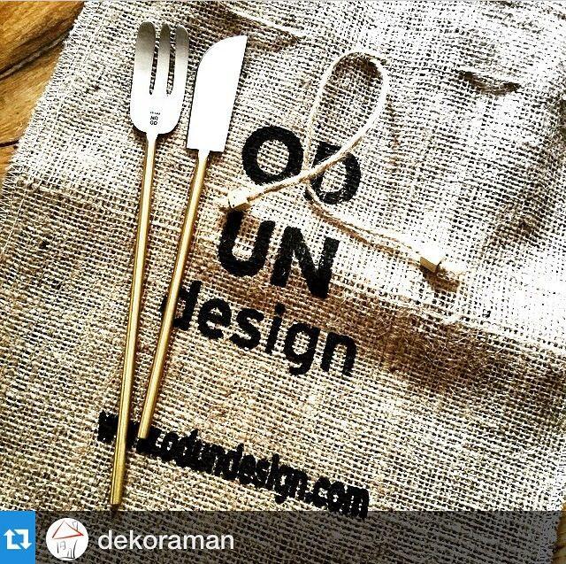 "ODUN design Knidos Series ""Knives&Forks"" www.odundesign.com"