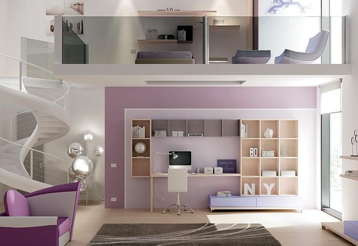 91 best arredamento viola images on pinterest bedroom