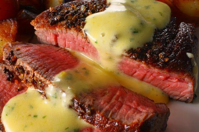 De Tudo Um Pouco : Steak Bearnaise