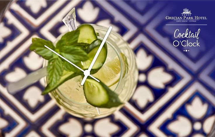 Who cares about time when it's cocktail o' clock at the Cliff Bar of Grecian Park Hotel? #cyprus #protaras #cliffbar #grecianparkhotel #cocktailtime #cantwaitforsummer