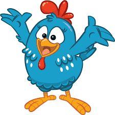 Resultado de imagem para historia de la gallina pintadita