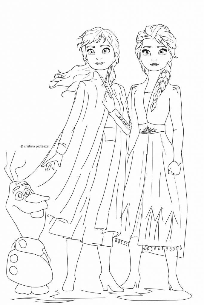 Frozen 2 Coloring Pages Free Download Of The Most Amazing Disney Princesses Elsa An Elsa Coloring Pages Frozen Coloring Pages Disney Princess Coloring Pages