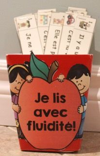Students MUST learn to read with fluency early! Perfect fun way to assure this!