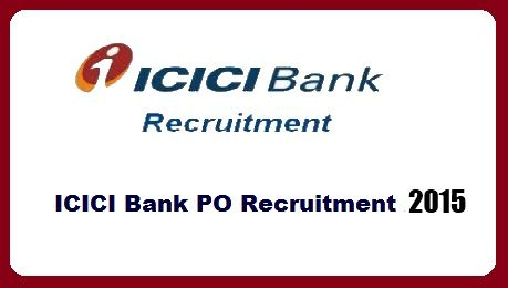 ICICI Bank PO Admit Card 2015
