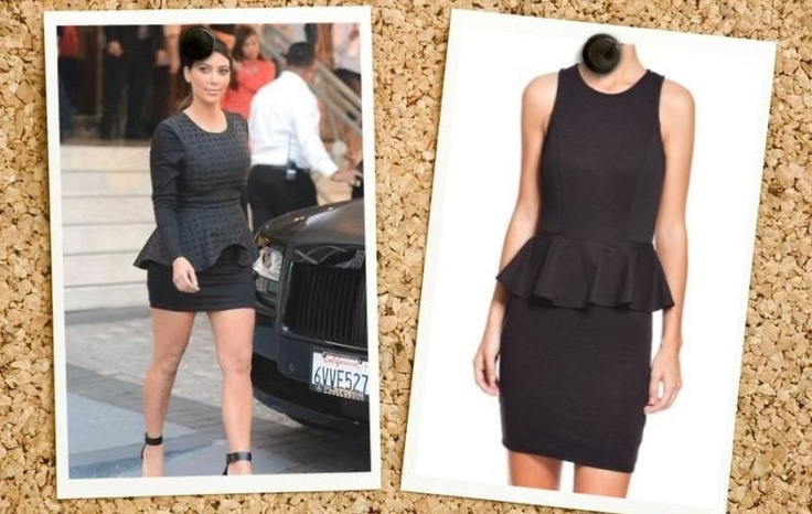 Inspira-te din stilul lui Kim Kardashian!