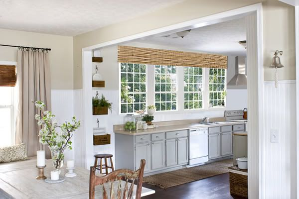 Working Out, Kitchen Switches and a New Hue for Hyacinth | The Lettered Cottage I love this whole thing.