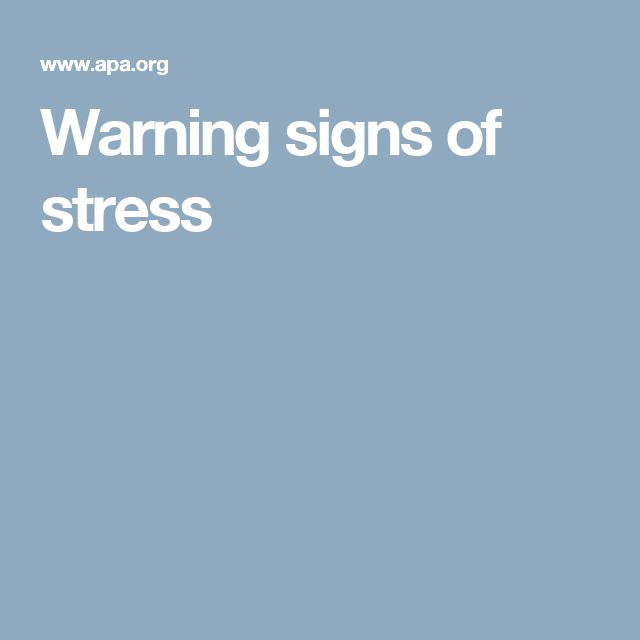 This pin shows several signs of stress. Physical and physiological. The biological effects of stress can result from the way each individual thinks about events.