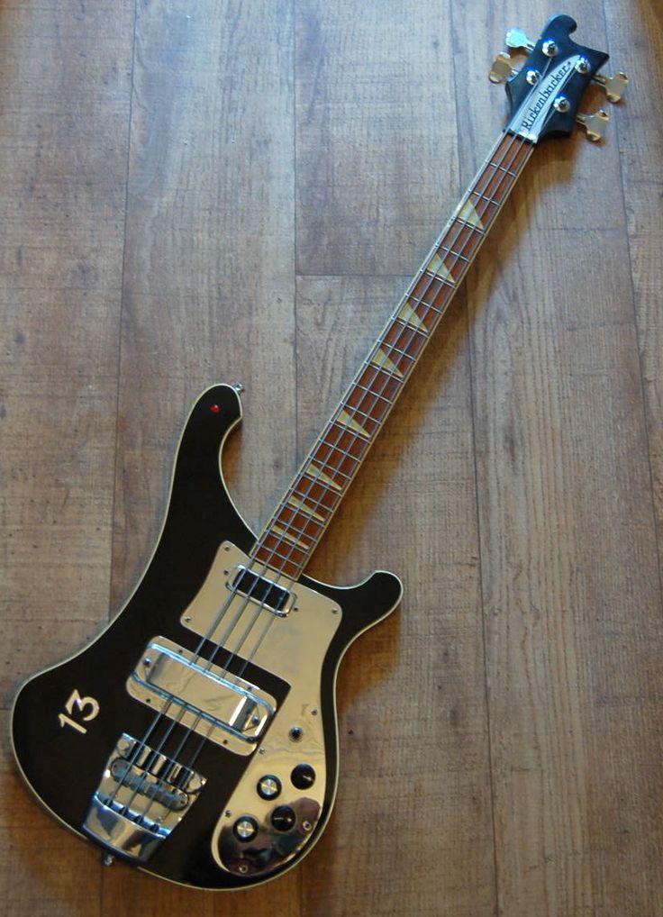 My '73 Rickenbacker 4001