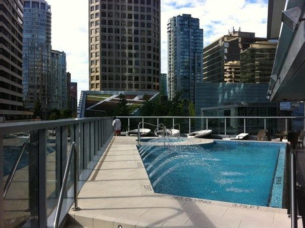 Shangri-La Hotel in Vancouver, BC