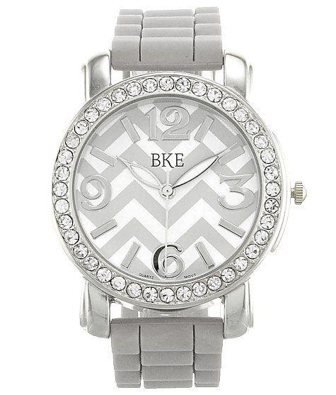 BKE Chevron Dial Watch