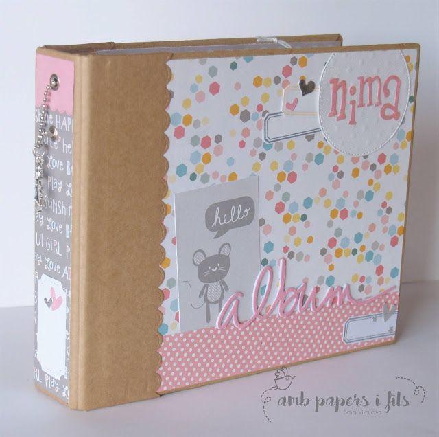 """Amb Papers i Fils: Mini Album """"Nima"""""""