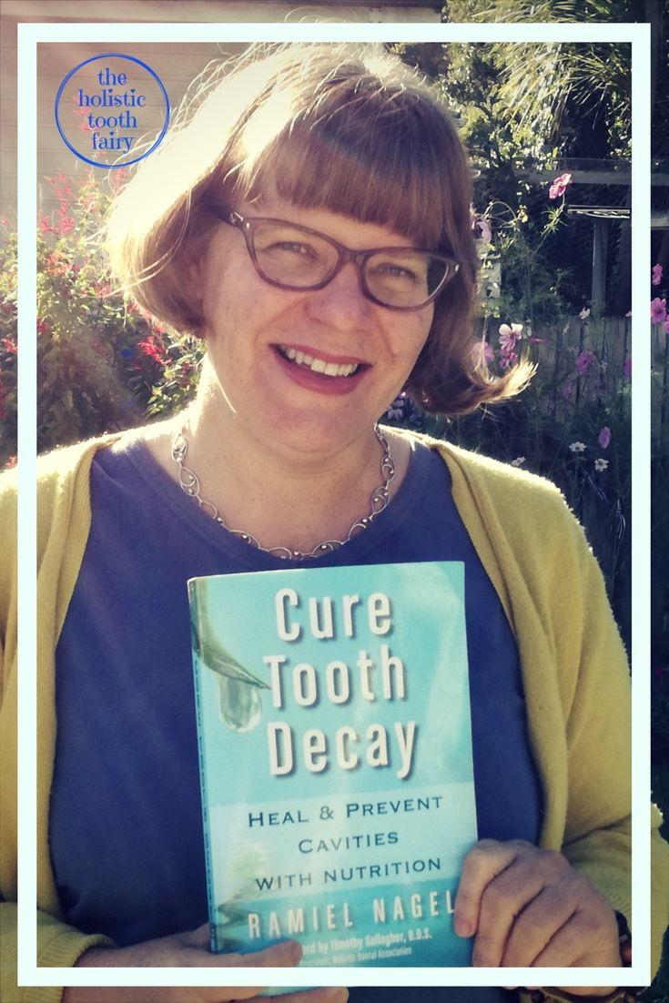 Cure Tooth Decay is the Bible of nutritional teeth healing, preventing cavities and root canals, whitening and strengthening teeth.