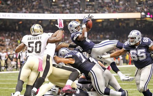 38.8M - Week 4: Cowboys vs. Saints | Dallas Cowboys