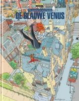 Franka 12 - De blauwe venus (reedition)