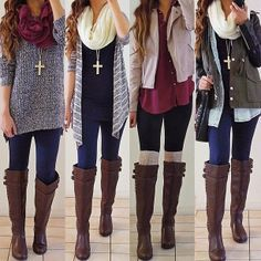 cute outfits for winter 2014 01 #outfit #style #fashion