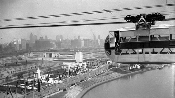 1934 Worldsfair Sky Ride