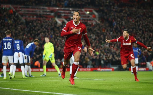 Everyones talking about Virgil Van Dijks Merseyside derby winner     		   		  			By way of   				Scott Morris				  		 		 Created on: January five 2018 nine:47 pm 		 Ultimate Up to date: January five 2018  nine:59 pm 	  What a end  It was once written within the stars that Virgil Van Dijk would play smartly for Liverpool on his debut however his first purpose got here in essentially the most superb of models.  The Toffees gamers had been obviously suffering up entrance and had been simply…