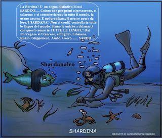 Shardana i Popoli del Mare (Leonardo Melis): LE SARDINE un prodotto shardana