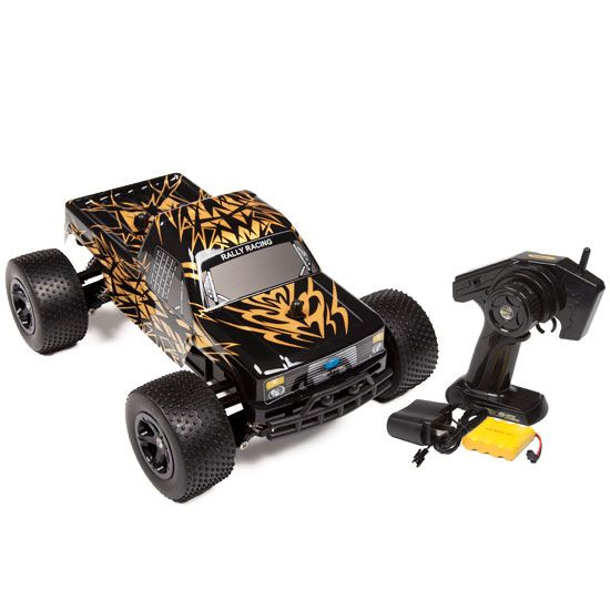 Number One Gold 2.4GHz 1:18 RTR Electric RC Truck